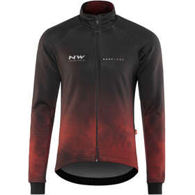 Northwave Blade 3 Total Protection Jas Heren rood/zwart